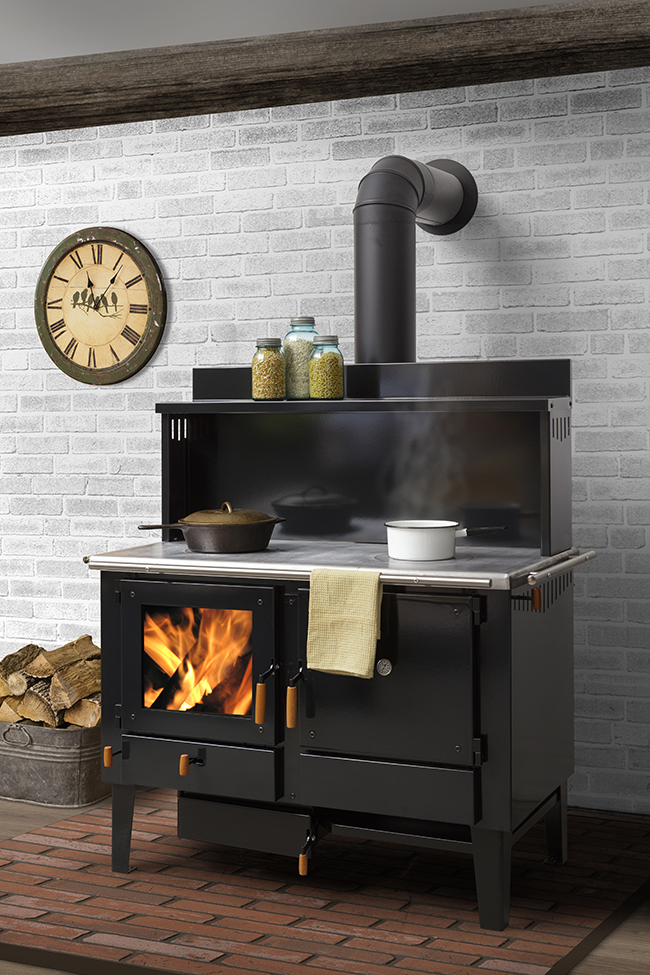 Heco Wood Cook Stoves